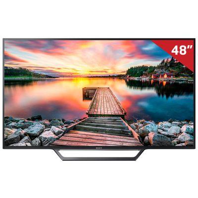 """Cupom de desconto - Black Friday: R$ 300 OFF em Smart TV LED 48"""" Sony"""
