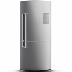 Cupom de desconto - 31% OFF em Refrigerador Brastemp Inverse Maxi BRE80AK