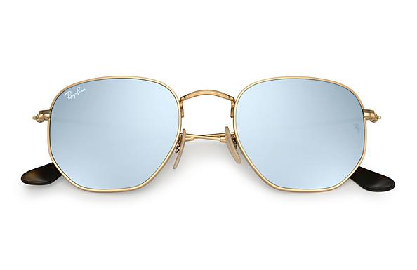 Cupom de desconto - Óculos Hezagonal Flat Lenses Por R$ 550,00