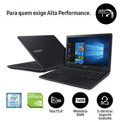 Cupom de desconto - R$ 1.200 OFF em Notebook Samsung
