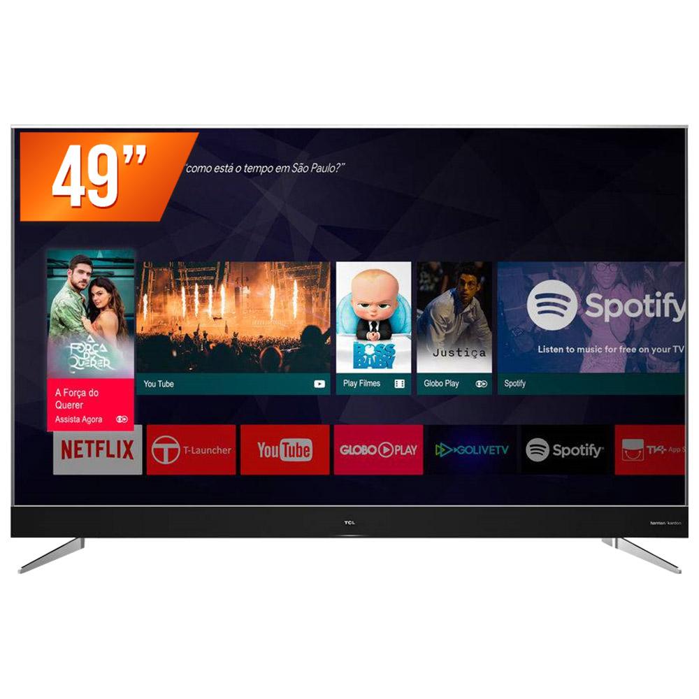Cupom de desconto - R$ 2.200 OFF em Smart TV LED 49'' Ultra HD 4K