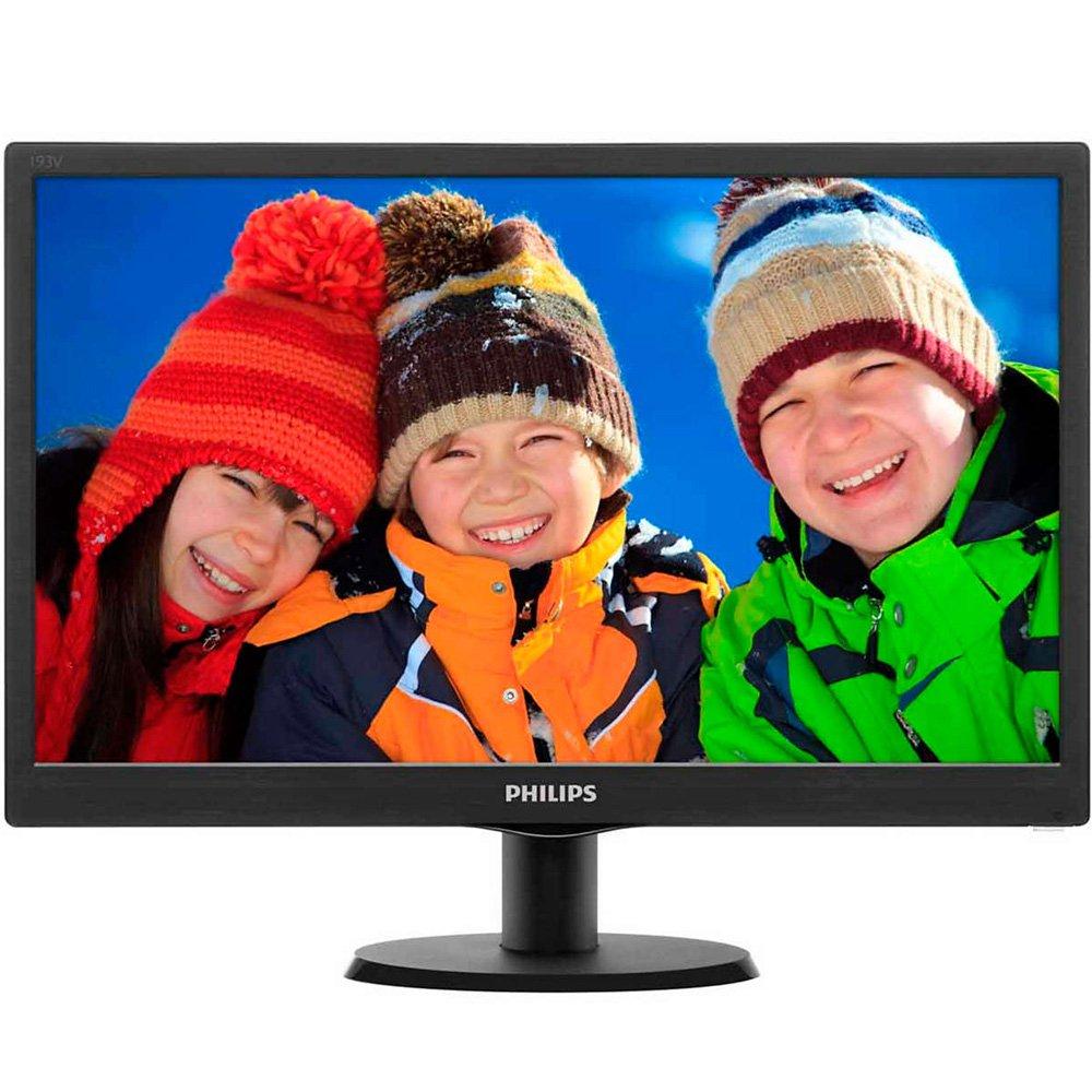 Cupom de desconto - Monitor Philips 18.5 HD Por R$ 367,96