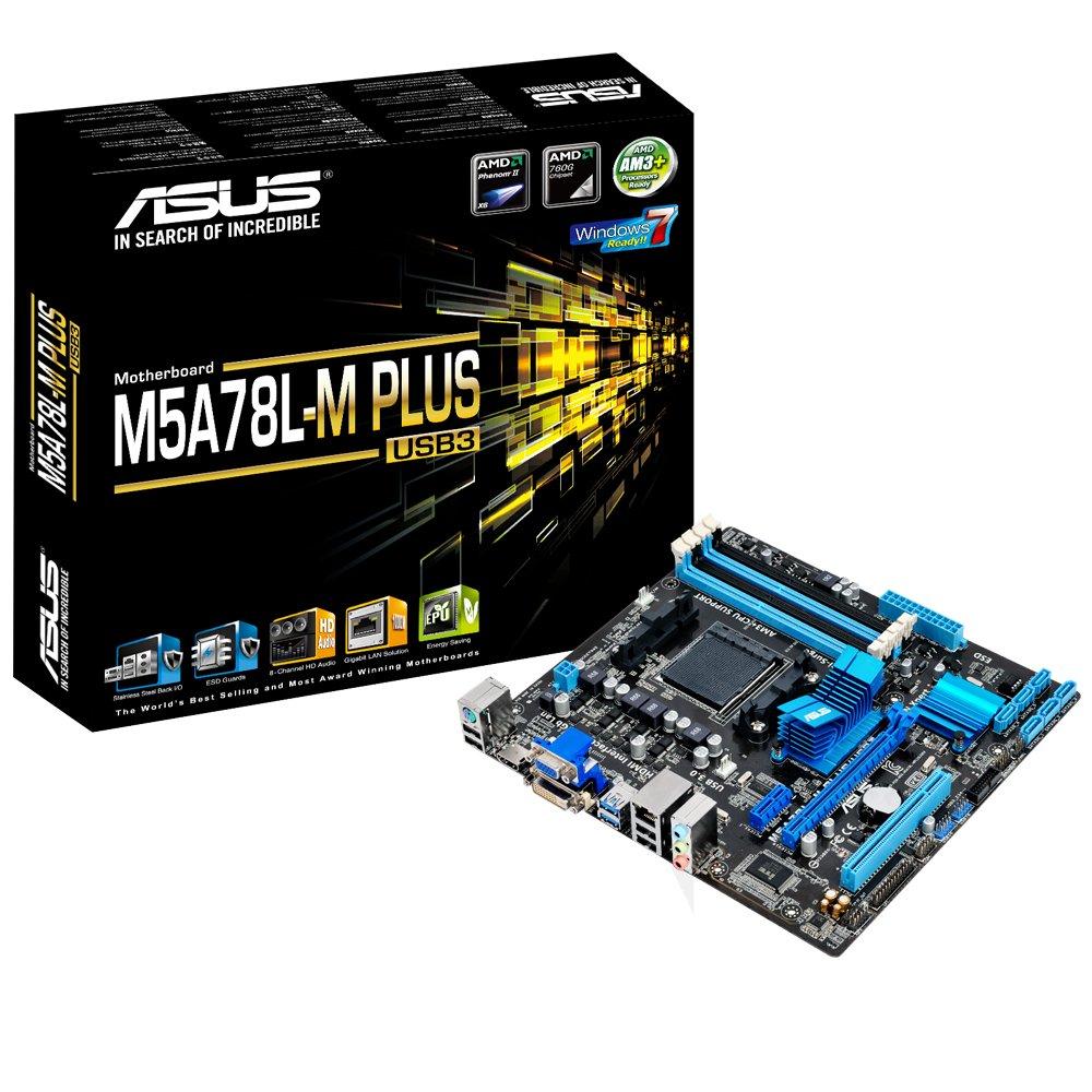 Cupom de desconto - Placa-Mãe ASUS p/ AMD AM3+ Por R$ 329,90