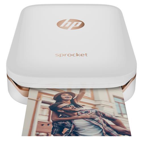 Cupom de desconto - R$ 200 OFF em Impressora Fotográfica para Smartphone HP Sprocket 100