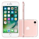 Cupom de desconto - R$ 540 OFF em iPhone 7 32GB Ouro Rosa