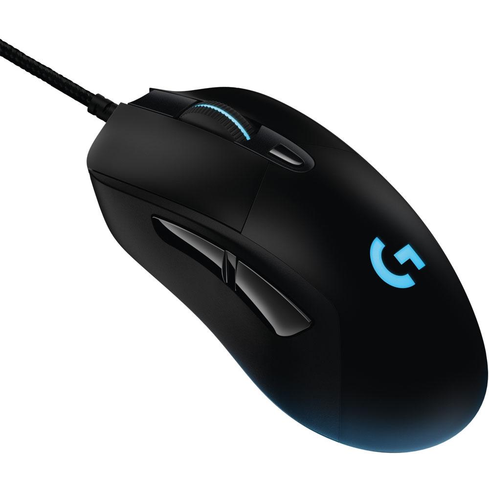 Cupom de desconto - 16% OFF em Mouse Gamer Logitech G403 RGB 12000DPI