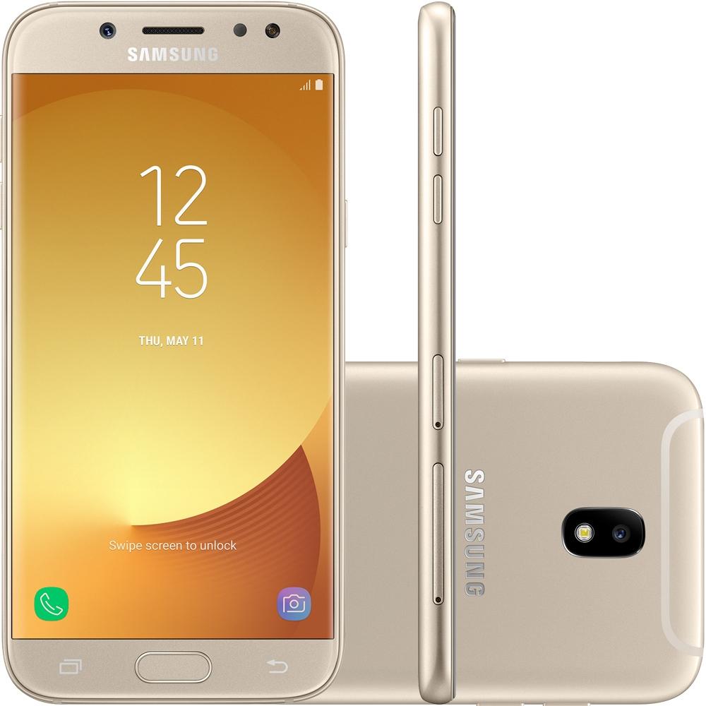 Cupom de desconto - R$138 OFF em Smartphone Samsung Galaxy J5 Pro 32 GB - Dourado