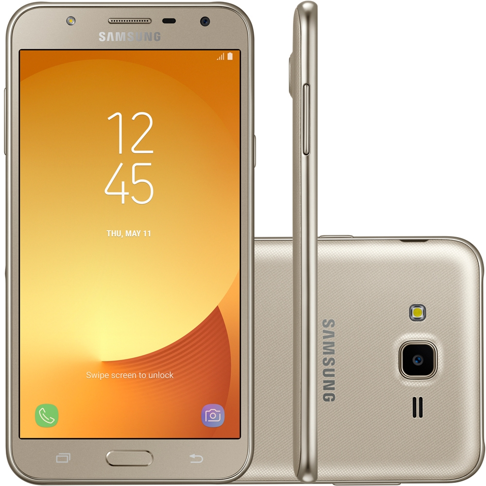 Cupom de desconto - R$116 OFF em Smartphone Samsung Galaxy J7 Neo 16 GB - Dourado