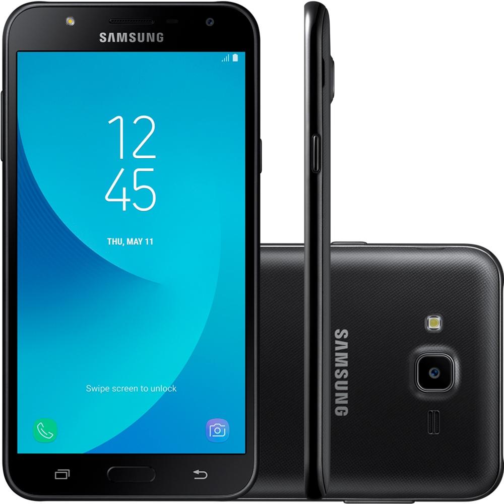 Cupom de desconto - R$116 OFF em Smartphone Samsung Galaxy J7 Neo 16 GB - Preto