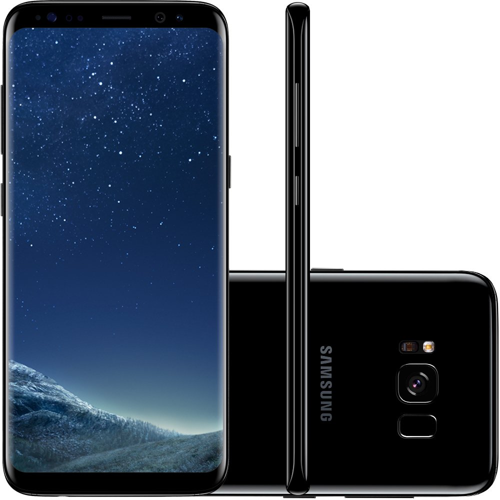 Cupom de desconto - R$289 OFF em Samsung Galaxy S8 Preto