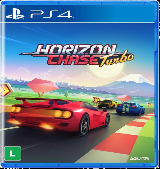 Cupom de desconto - Lançamento: 12% OFF em Horizon Chase Turbo - PS4