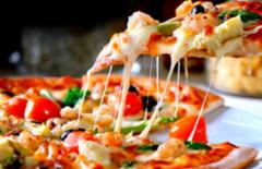Cupom de desconto - 13% OFF em Rodízio de Pizza