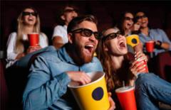 Cupom de desconto - 14% OFF em Cinema à vontade: Escolha o Seu Plano