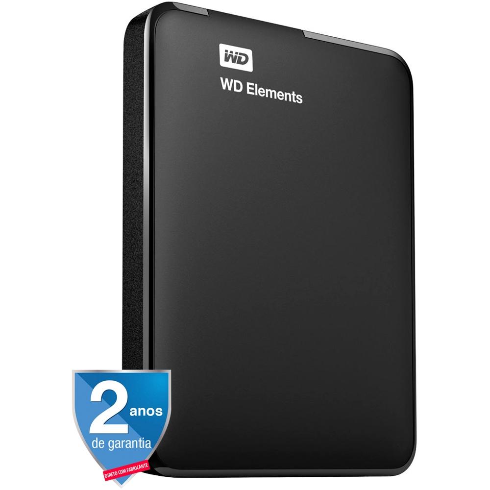 Cupom de desconto - 10% OFF em HD WD Externo Portátil USB 3.0 1TB