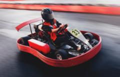 Cupom de desconto - 17% OFF em 30 Minutos em Bateria de Kart