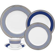 Cupom de desconto - 17% OFF em Aparelho de Jantar de Porcelana
