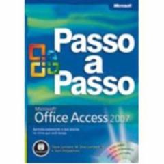 Cupom de desconto - 7% OFF em Microsoft Office Access 2007 - Passo a Passo - Dow, Steve Lambert, M. (8577802035)