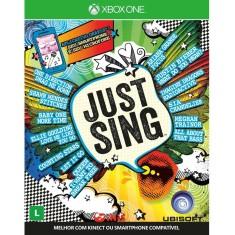 Cupom de desconto - 20% OFF em Just Sing Xbox One
