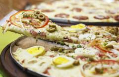 Cupom de desconto - 20% OFF em Rodízio de Pizzas