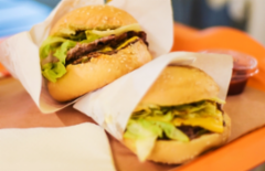 Cupom de desconto - 21% OFF em Rodízio de Mini-hambúrgueres