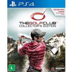 Cupom de desconto - 21% OFF em  The Golf Club PS4