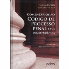 Cupom de desconto - 5% OFF em Comentários ao Código de Processo Penal e Sua Jurisprudência - 5ª Ed. 2013 - Eugenio Pacelli de Oliveira, Douglas Fischer (8522477604)