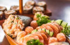 Cupom de desconto - 19% OFF em Buffet de Comida Japonesa