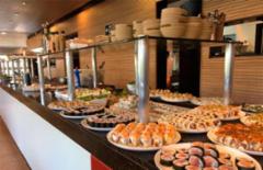 Cupom de desconto - 25% OFF em Buffet de Comida Japonesa