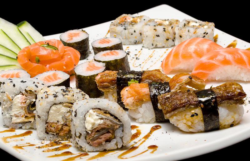 Cupom de desconto - 25% OFF em Combinado de Sashimi e Sushi