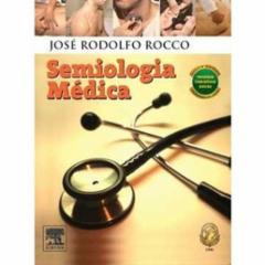 Cupom de desconto - 10% OFF em Semiologia Médica - José Rodolfo Rocco (8535237860)