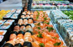 Cupom de desconto - 8% OFF em Buffet de Comida Japonesa