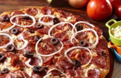 Cupom de desconto - 29% OFF em 1 Pizza Grande Salgada + 1 Pizza Brotinho Doce