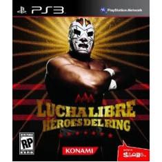 Cupom de desconto - 29% OFF em Jogo Lucha Libre PlayStation 3