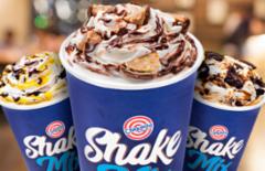 Cupom de desconto - 29% OFF em Shake Mix com Chantilly