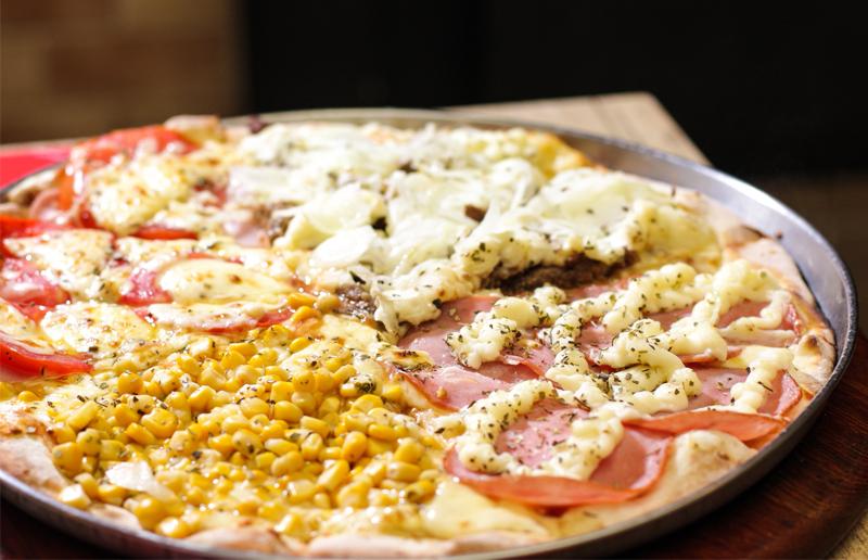 Cupom de desconto - 16% OFF em Rodízio de Pizza para 1 ou 2