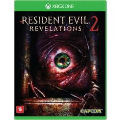 Cupom de desconto - 31% OFF em Resident Evil Revelations 2 Xbox One