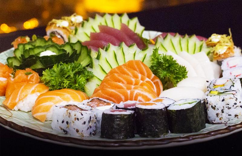 Cupom de desconto - 32% OFF em Combinado de Sushi com 18 ou 32 Peças