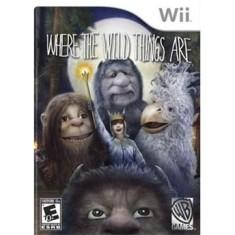 Cupom de desconto - 32% OFF em Onde Vivem os Monstros Wii