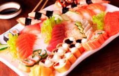 Cupom de desconto - 38% OFF em Rodízio Japonês com Sobremesa