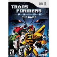 Cupom de desconto - 33% OFF em Transformers: Prime Wii Activision