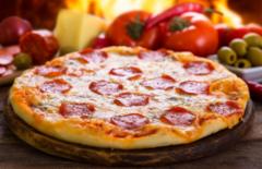 Cupom de desconto - 35% OFF em Pizza Grande