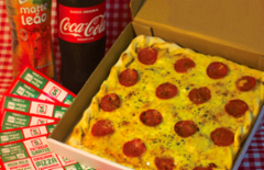 Cupom de desconto - 36% OFF em Até 2 Pizzas Grandes