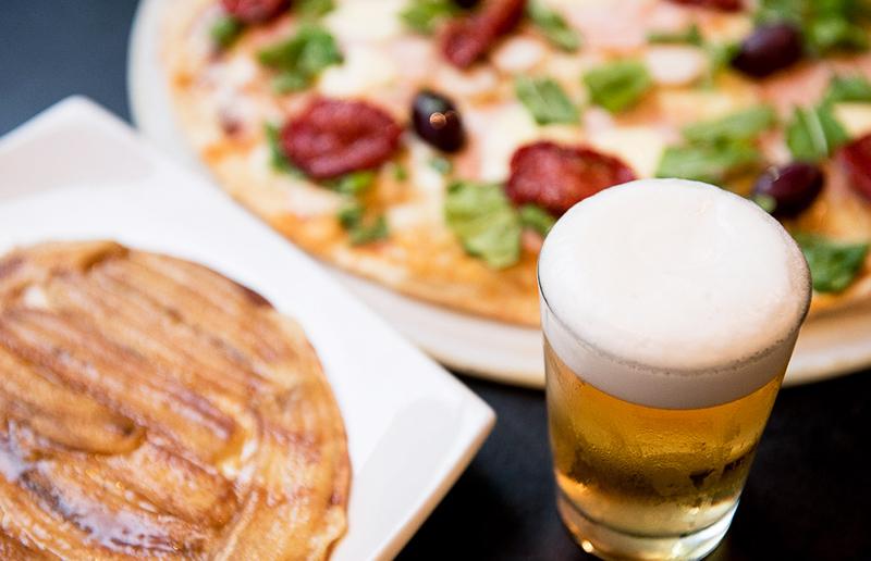 Cupom de desconto - 36% OFF em Pizza GG +  4 Chopes