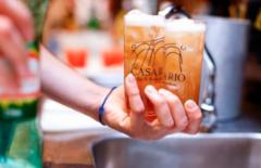 Cupom de desconto - 37% OFF em Happy Hour com Bebida à Vontade