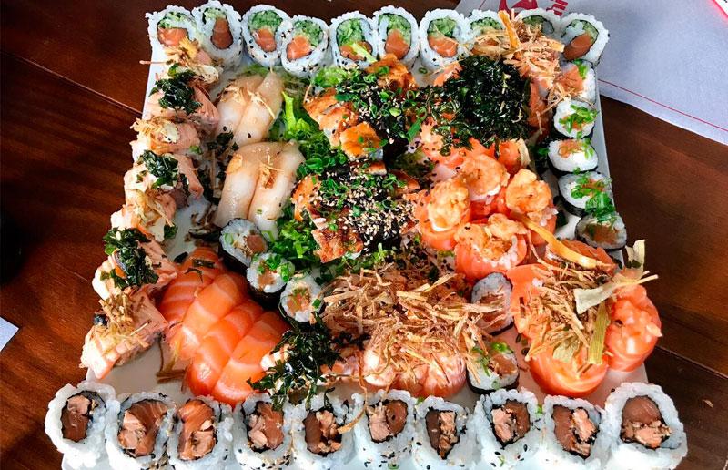 Cupom de desconto - 32% OFF em Festival de Sushi