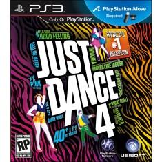 Cupom de desconto - 39% OFF em Just Dance 4 PS3