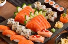 Cupom de desconto - 39% OFF em Menu Degustação Japonês para 2