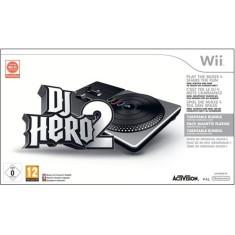 Cupom de desconto - 40% OFF em DJ Hero 2 Wii