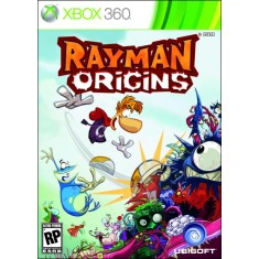 Cupom de desconto - 40% OFF em Jogo Rayman Origins Xbox 360 Ubisoft