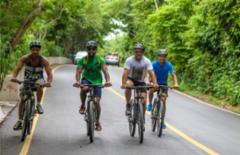 Cupom de desconto - 40% OFF em Passeio Guiado de Bike
